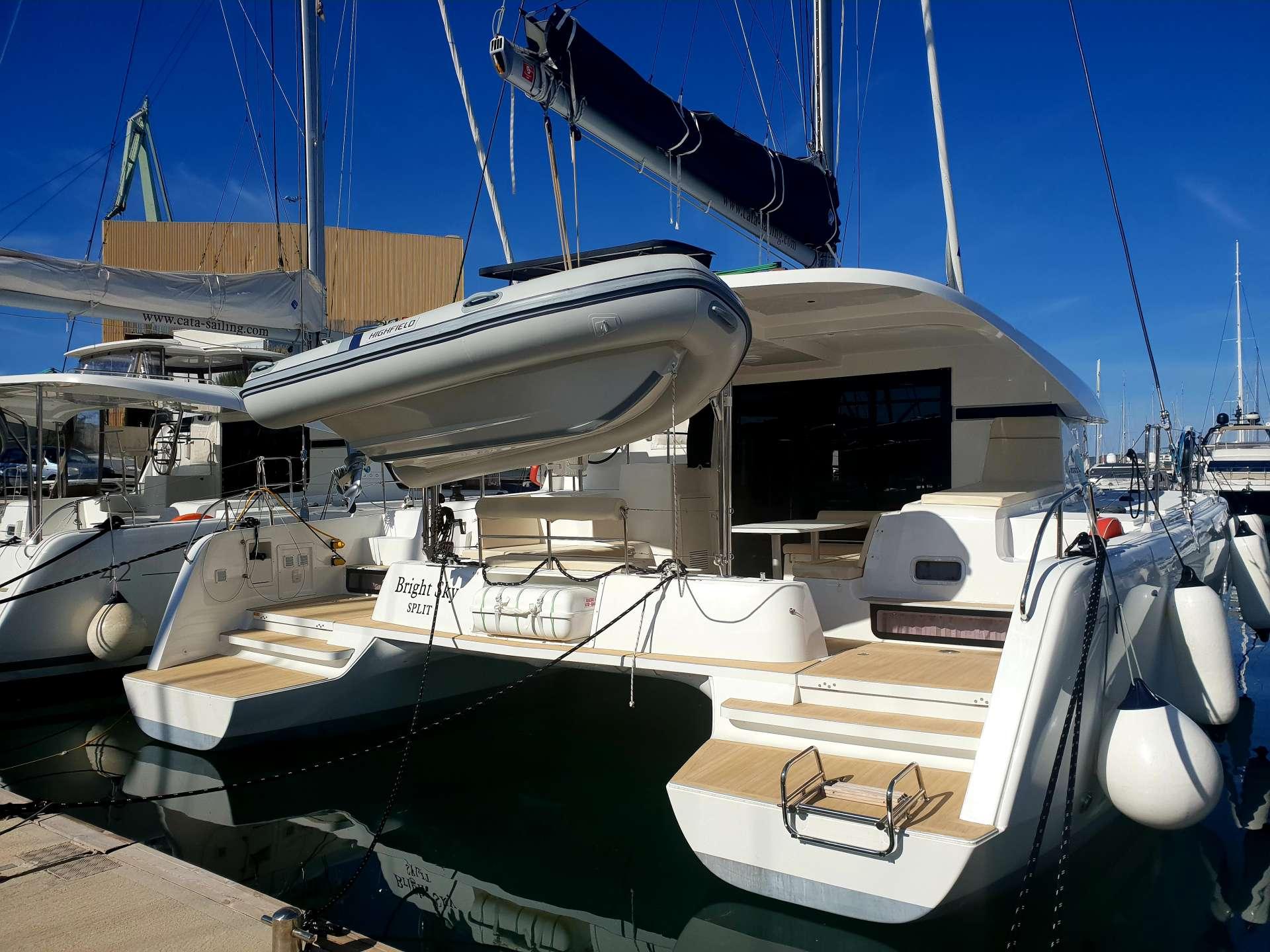 Main image of Bright Sky yacht