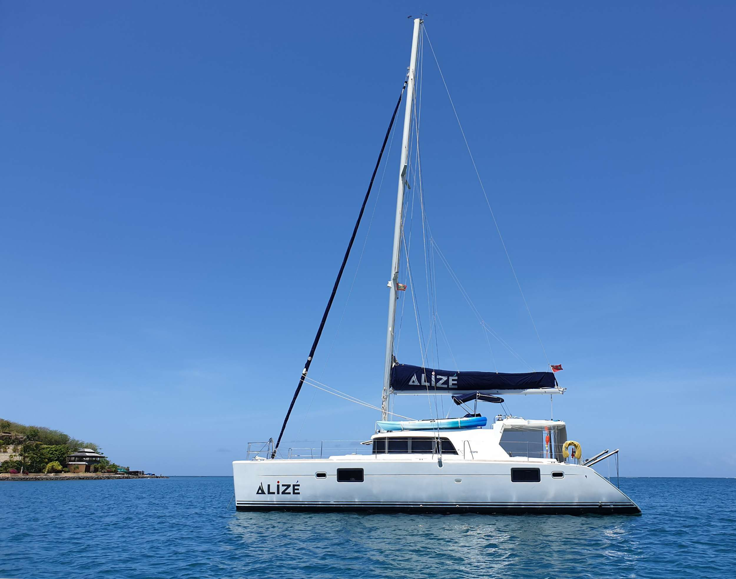 Main image of ALIZÉ yacht