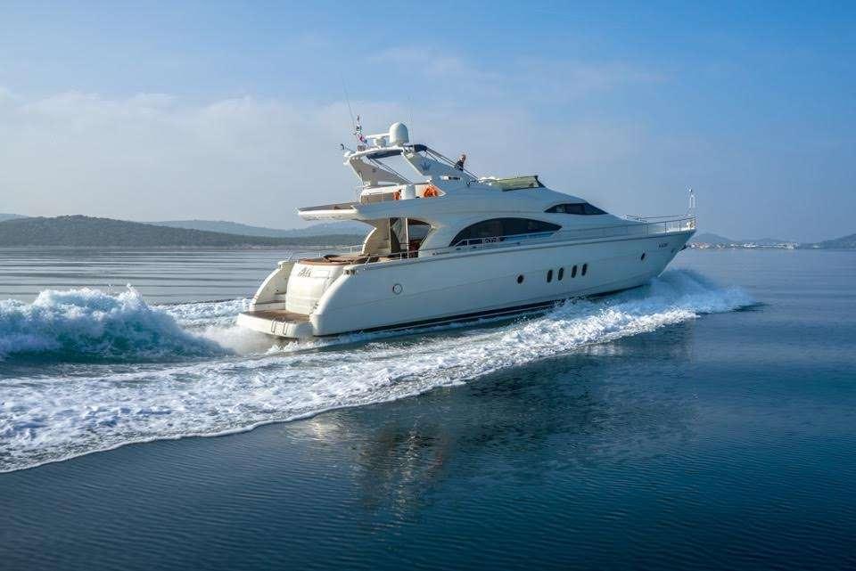 Image of ALDA yacht #2