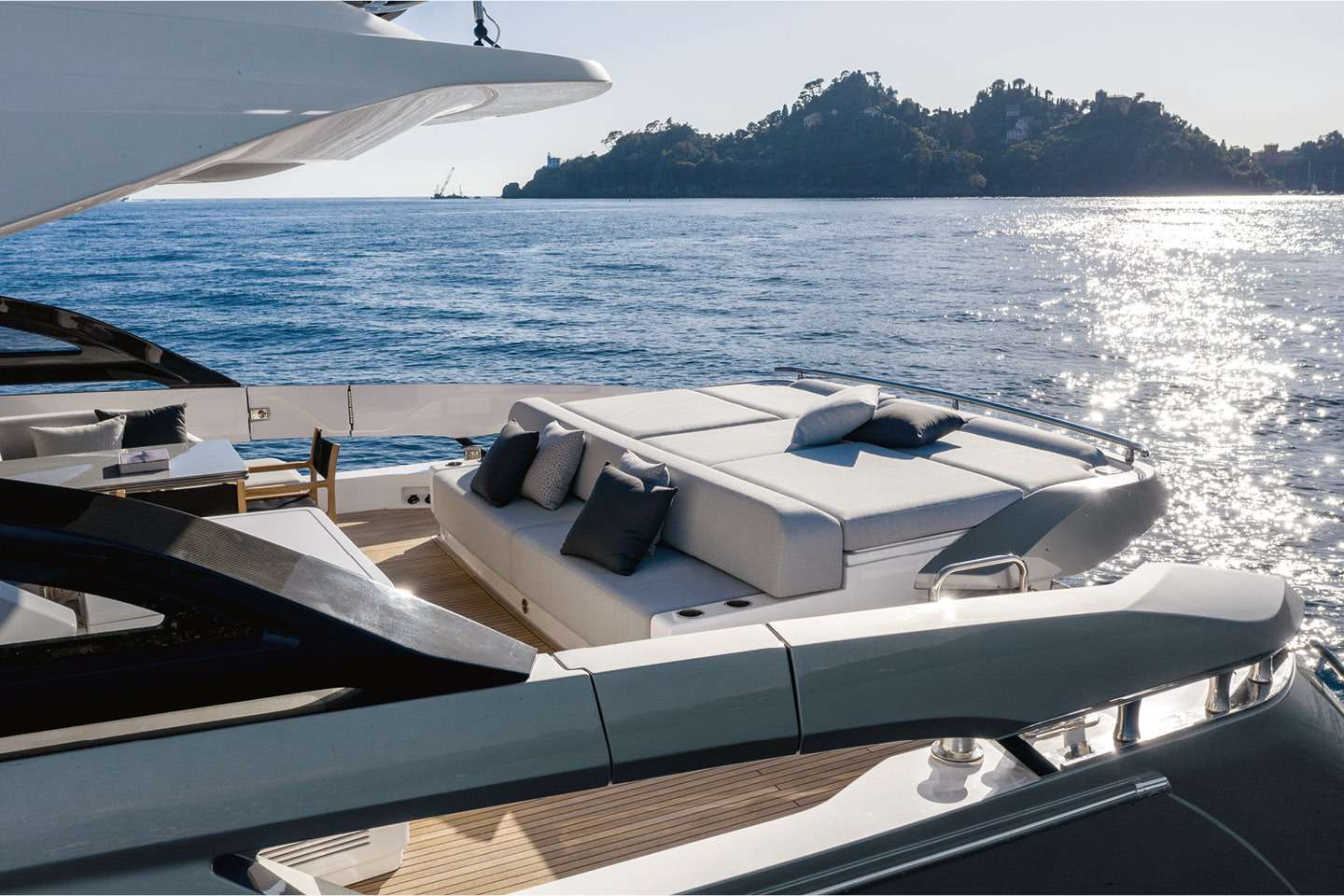 Image of BASH III yacht #5