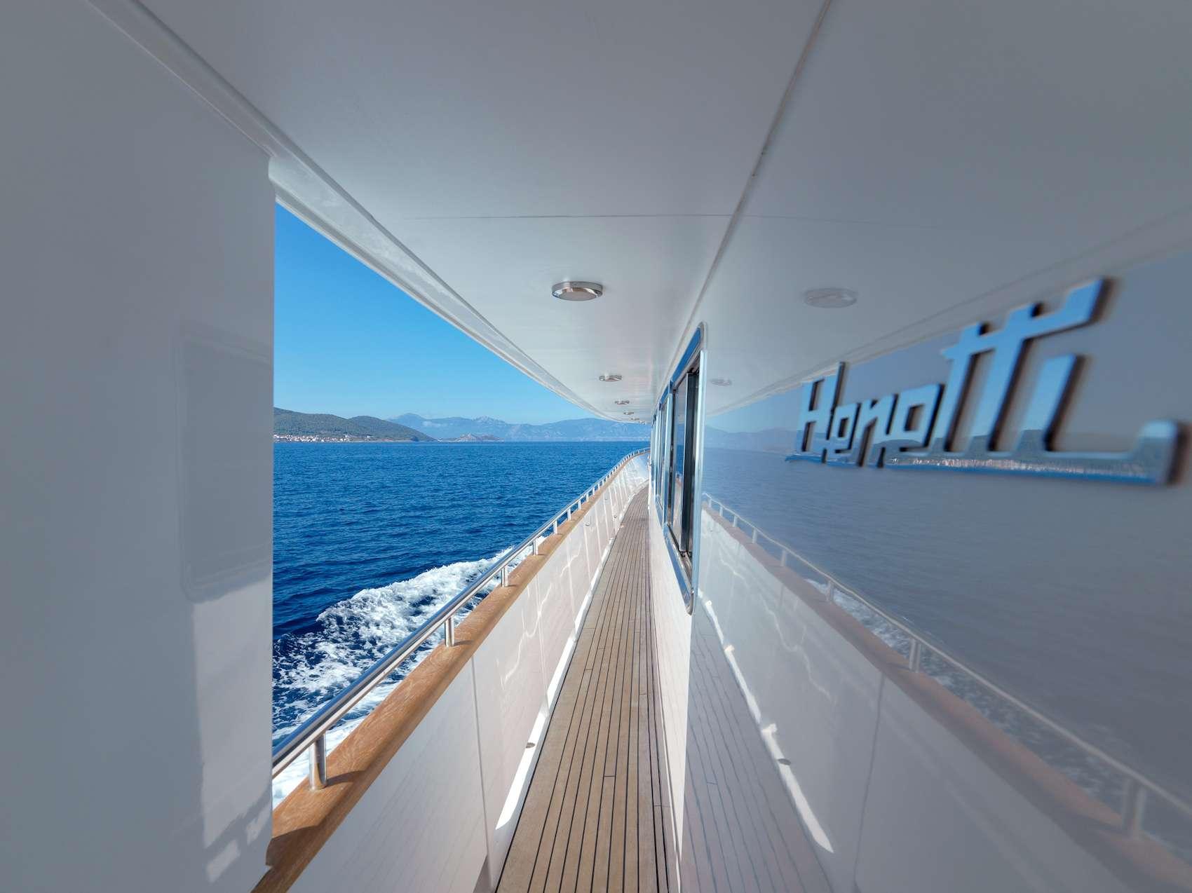 Image of IDYLLE yacht #12