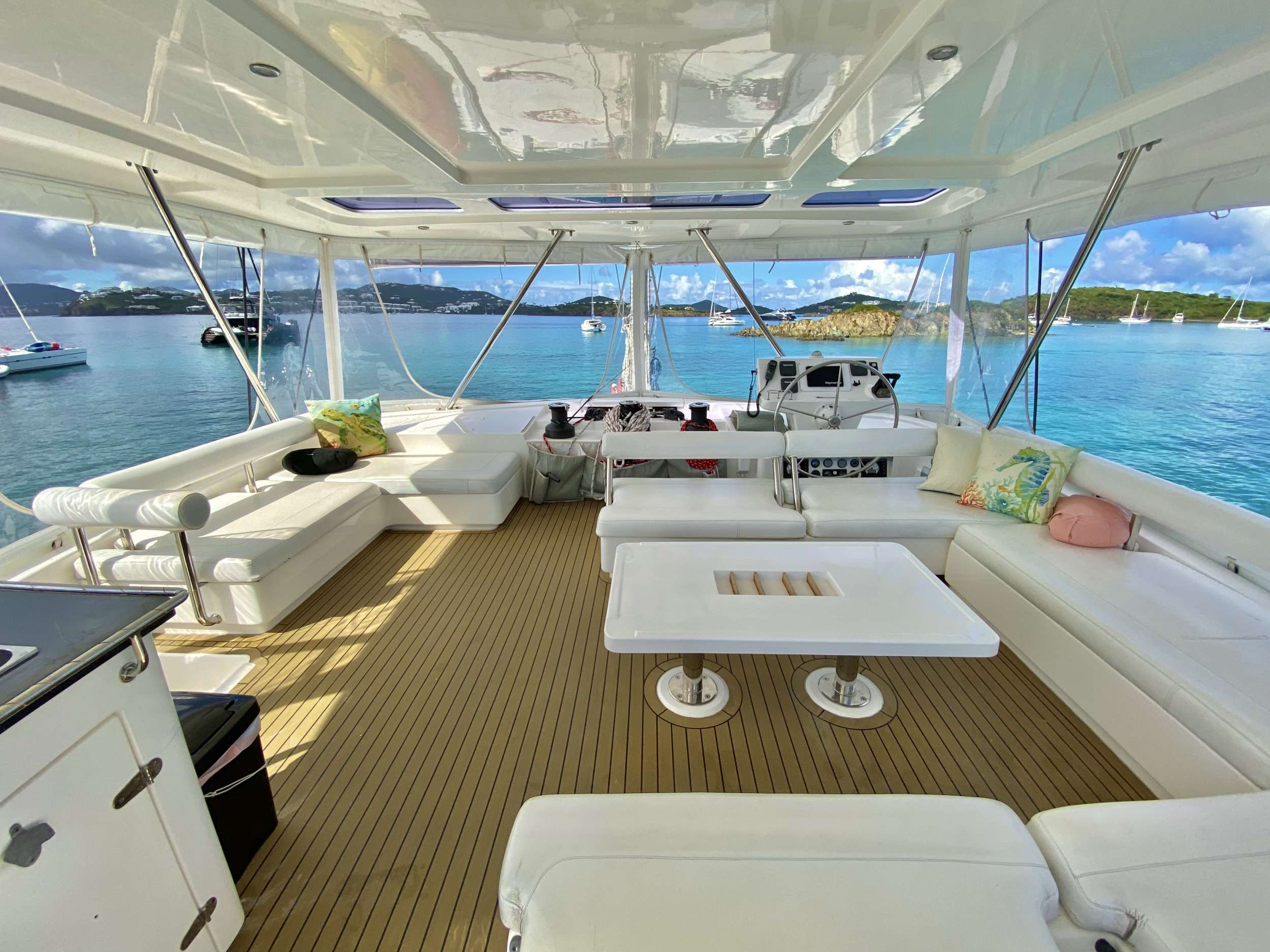 Image of TOUCH THE SKY yacht #4