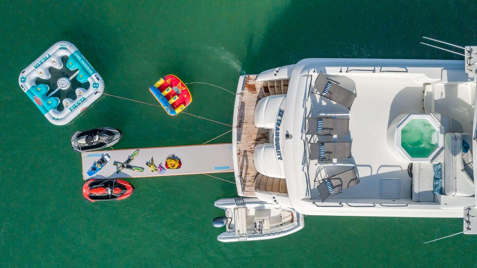 Image of IV TRANQUILITY yacht #16