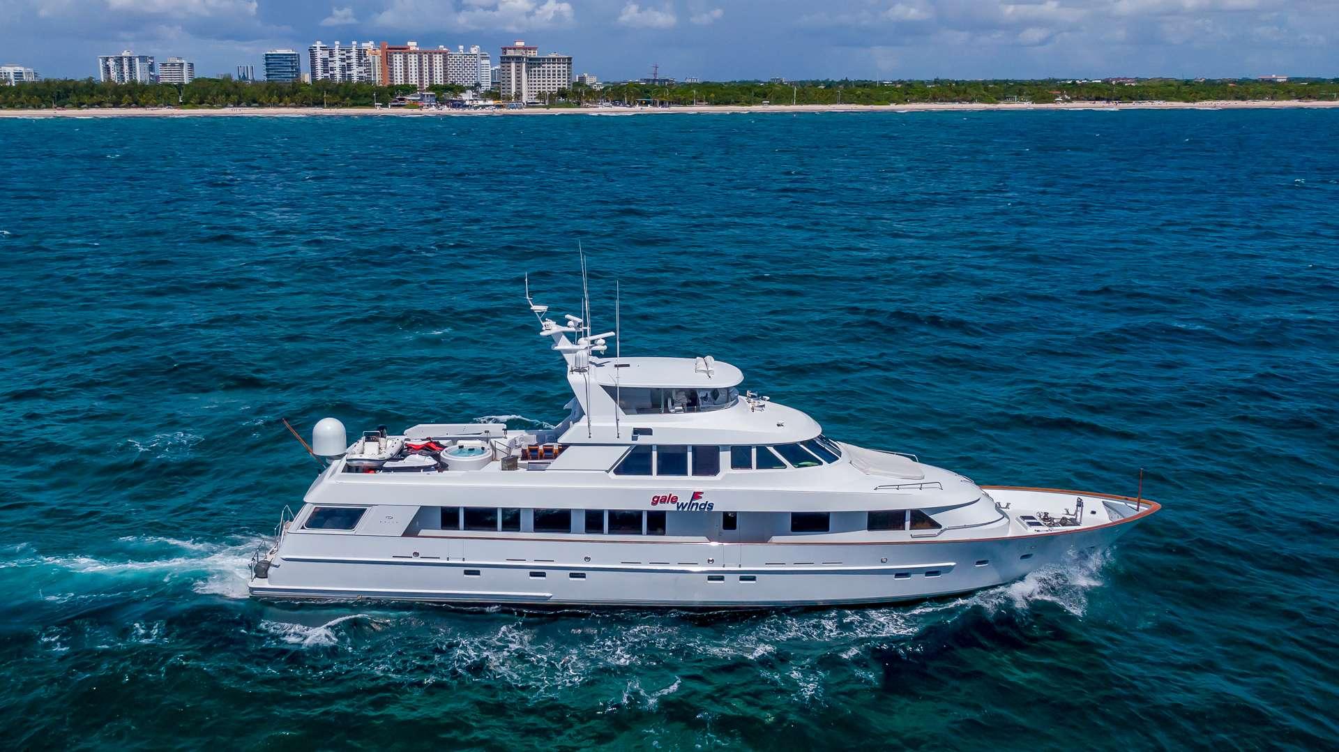 Main image of CRESCENDO IV yacht