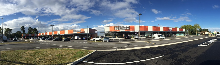 nouvelle zone commerciale du louradou