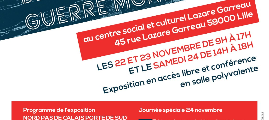Exposition au Centre Social et Culturel Lazare Garreau