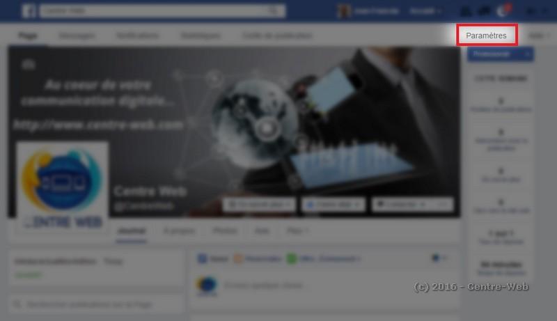 MCW_S1E1_AccesParametresPageFacebook