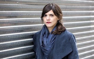 """first-year book """"Tell Me How It Ends"""" author Valeria Luiselli"""