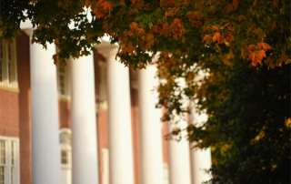 Old Centre in fall