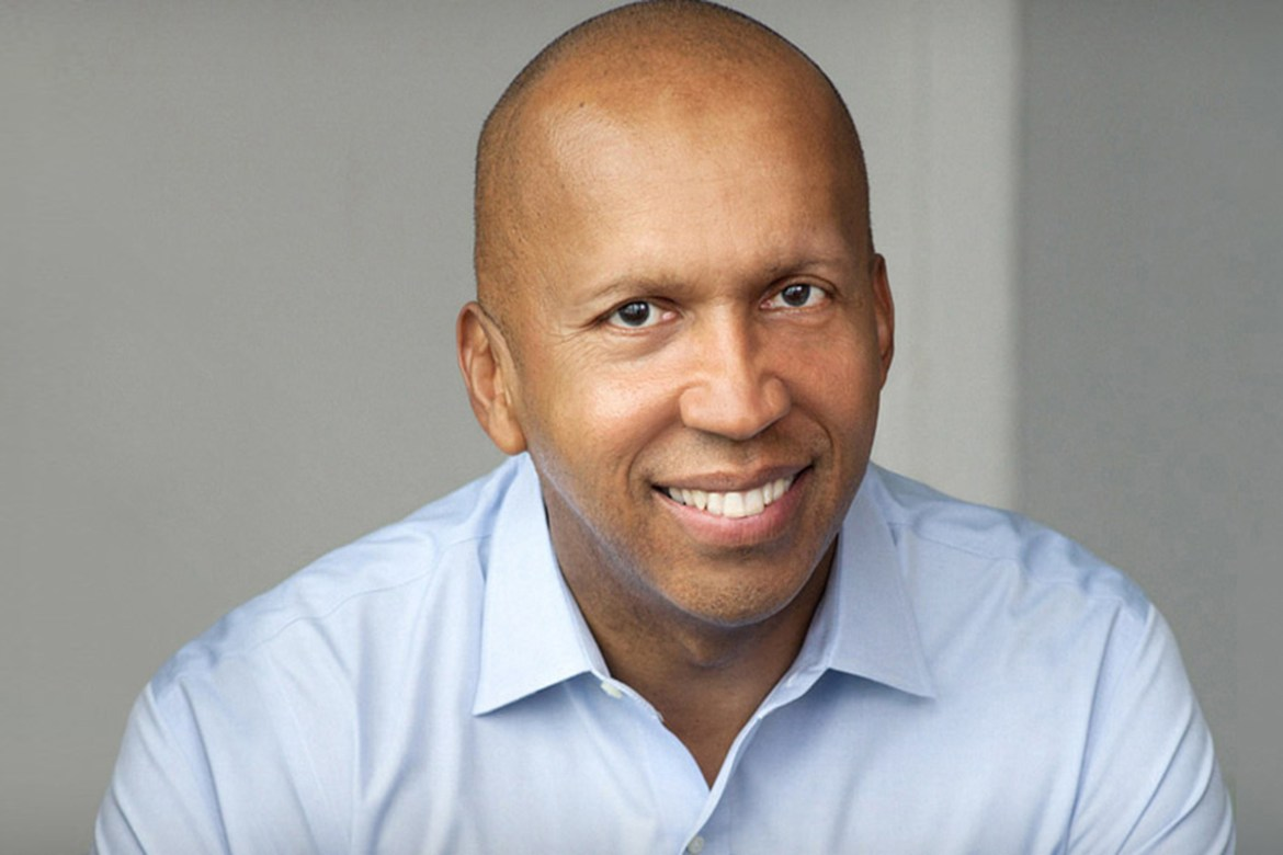 Portrait of Bryan Stevenson