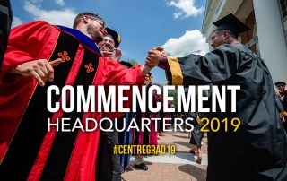 Candid moments from the 2018 Commencement Procession