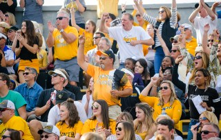Centre College football defeated the visiting Rhodes Lynx, 42-35, Saturday afternoon while celebrating Homecoming at Farris Stadium.