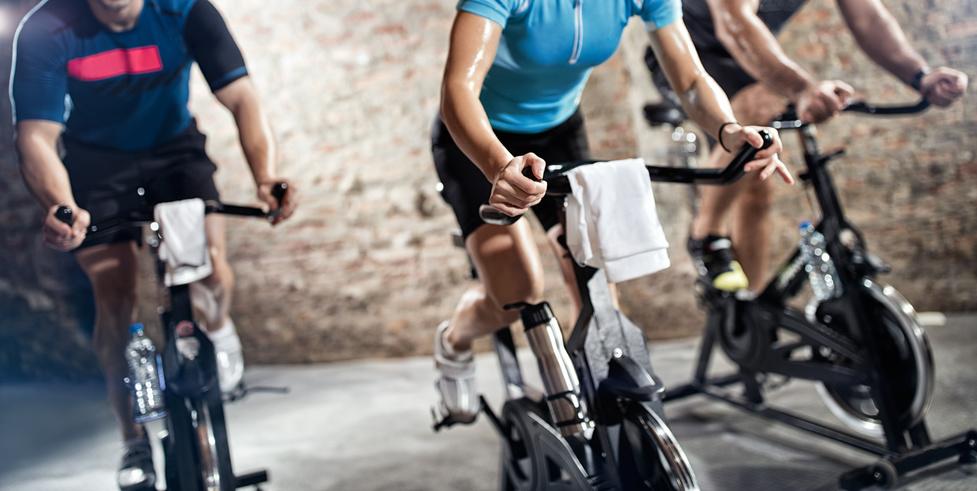 cours sur vélo
