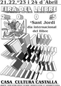 fira del llibre 2005