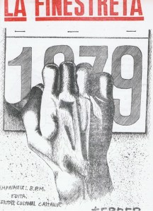 La Finestreta, febrer de 1979