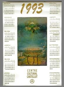 calendari 1993