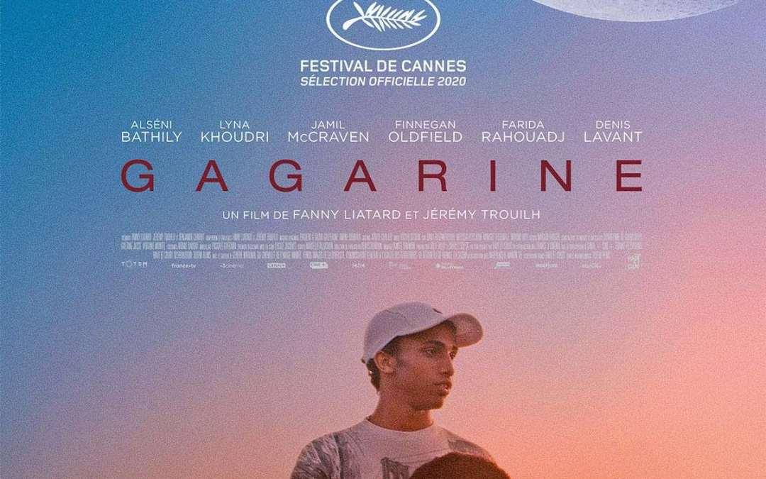 Mardi 12 octobre à 21h // CinémAnima // Gagarine