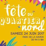Fête Du Quartier Nord 2017