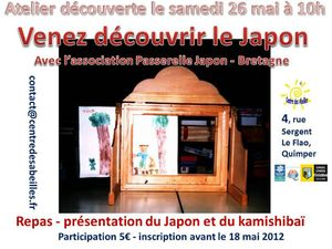 decouverte Japon 2012