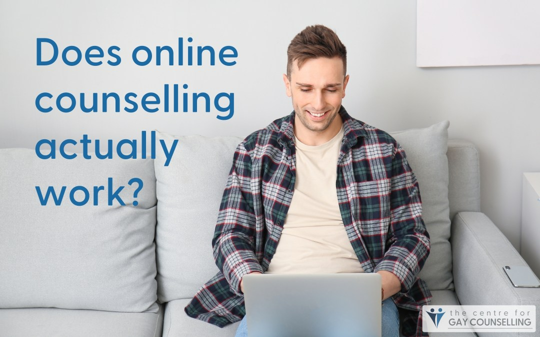 Does Online Counselling Actually Work for Gay Men?