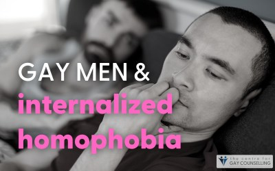 Internalized Homophobia: Where it Comes From & What You Can Do About It Today