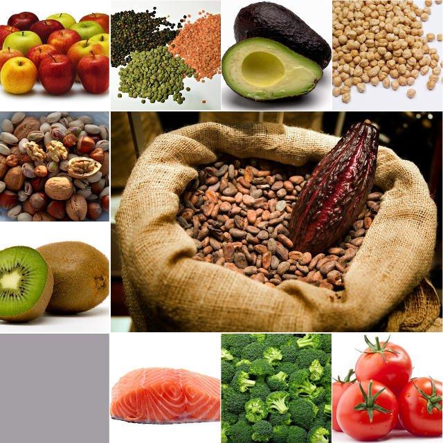 10 aliments qui prolongent ou sauvent la vie | Infographie : Centre Info Santé