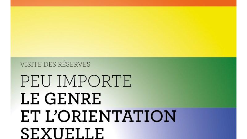 Peu importe le genre et l'orientation sexuelle : visite guidée des réserves du Musée National de l'Education