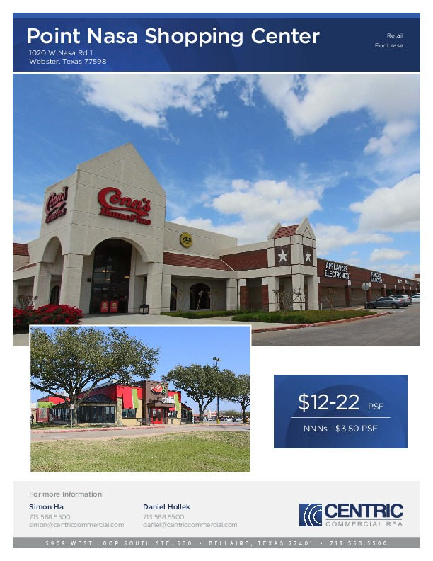 Properties – Centric Commercial