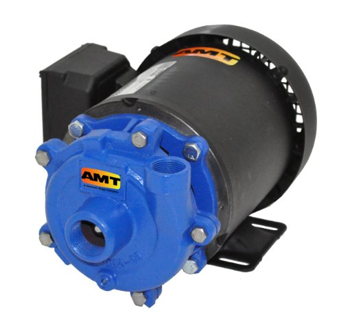 5 HP 230//460V AMT Pump 3152-95 Heavy Duty Straight Centrifugal Pump Curve C 1-1//2 NPT Female Discharge Port 2 NPT Female Suction 1-1//2 NPT Female Discharge Port AMT Pumps 2 NPT Female Suction Cast Iron 3 Phase