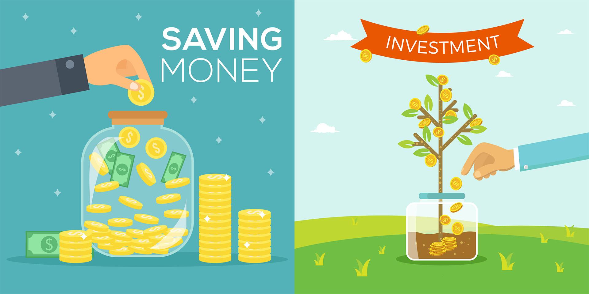 Saving Vs Investing Money Centrinity