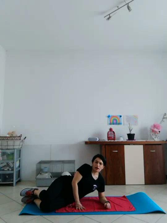 Aerobica 17 04 2020 by Cristina