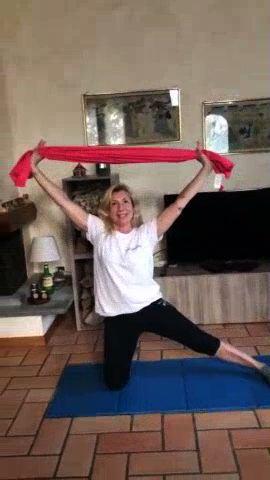 Pilates 15 04 2020 by Cristiana
