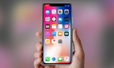 iPhone X in the wild 2017 reddit