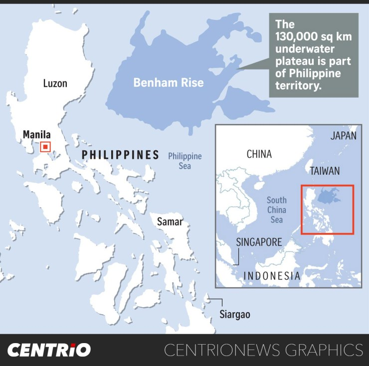 Philippine Rise FEB072018