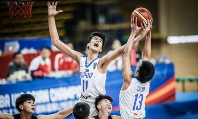 KAI SOTTO BATANG GILAS FIBA U16 Championships 2018 U17