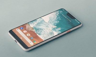 Google Pixel 3 XL release date 2018