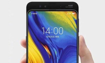 Xiaomi Mi Mix 3 5G global version coming to Europe in Q1 2018