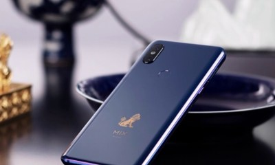 Xiaomi reveals Mi Mix 3 Forbidden City Edition to go on sale in December