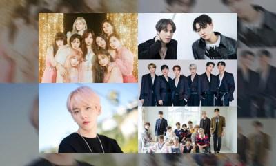 Seventeen, MONSTA X, EXO's Baekhyun, GOT7 unit Jus2, GOT7, Music Bank, Music Bank World Tour, Jus2, Kpop, Dubai, UAE,