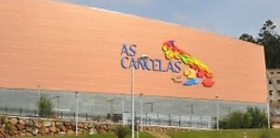 Centro comercial As Cancelas