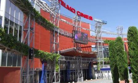 Centro comercial Tres Aguas