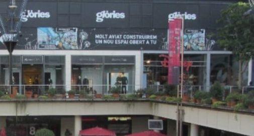 Centro comercial Glóries