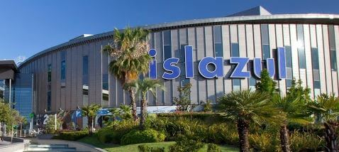 Centro comercial Islazul
