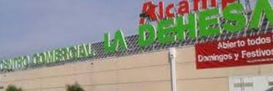 Centro comercial La Dehesa