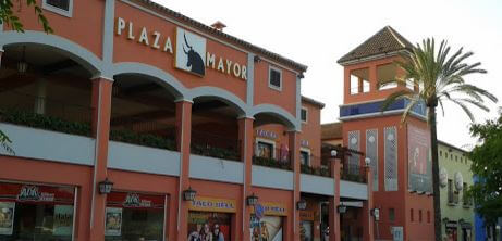 Centro comercial Plaza Mayor
