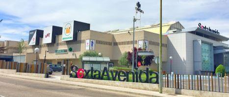 Centro comercial Sexta Avenida