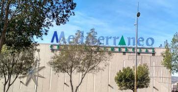 centro comercial Mediterráneo.