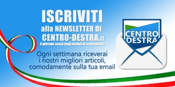 NEWSLETTER centro-destra.it