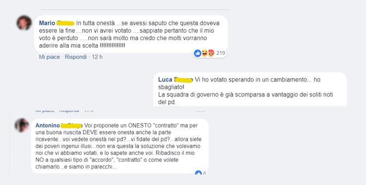 Governo, Martina: