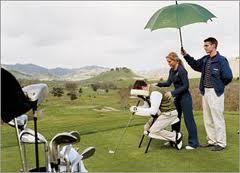 golf shiatsu